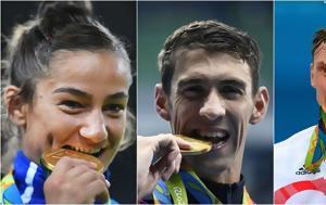 Ολυμπιακοί Αγώνες, Ολυμπιονίκες, olybiakoi agones, olybionikes