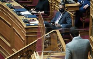 Σφοδρή, Τσίπρα, Μητσοτάκη, sfodri, tsipra, mitsotaki