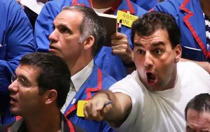 Πτωτικά, Wall Street, Πιέσεις, ptotika, Wall Street, pieseis