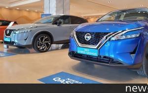 Qashqai, Nissan