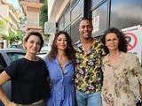 Francesca, Γυρίσματα, Ελλάδα, Μερκούρη,Francesca, gyrismata, ellada, merkouri