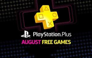 Αυτά, PlayStation Plus, Αύγουστο, afta, PlayStation Plus, avgousto