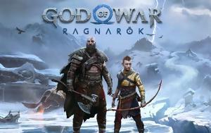 Ρίχνουμε, God, War Ragnarök, richnoume, God, War Ragnarök