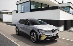 Renault Megane E-TECH Electric, Τμήμα, Renault Megane E-TECH Electric, tmima