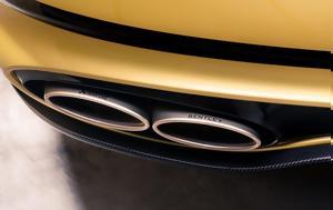Ουρλιάζει, Akrapovič, 659, Bentley Continental GT Speed, ourliazei, Akrapovič, 659, Bentley Continental GT Speed