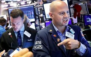 Wall Street, Κέρδη, – Θετική, ETF, Wall Street, kerdi, – thetiki, ETF