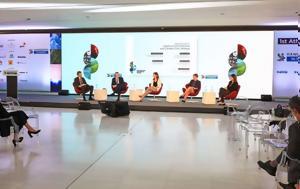 Καθημερινή Summits ESG – Κ, Ρόγγα Deloitte Greece, ESG, Ελλάδα, kathimerini Summits ESG – k, ronga Deloitte Greece, ESG, ellada