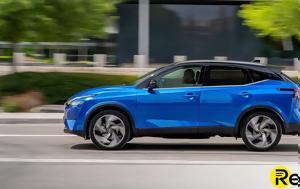 Test Drive, Nissan Qashqai 1 3 DiG-T Hybrid