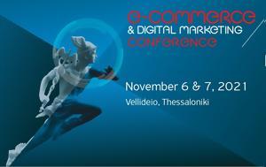 Σημαντικά, ECDM Conference North 2021, simantika, ECDM Conference North 2021
