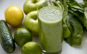 Το πράσινο smoothie που θα σας βοηθήσει να αντιμετωπίσετε το άγχος