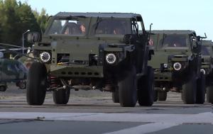 Lada, SARMAT-2 Buggy, Niva